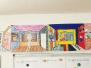 CM1 ARTS VISUELS DESSIN SALLE D'UN MUSEE ET SES PERSPECTIVES